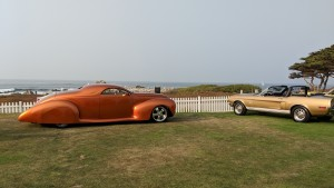 Butterfly Grove Inn - Classic Cars